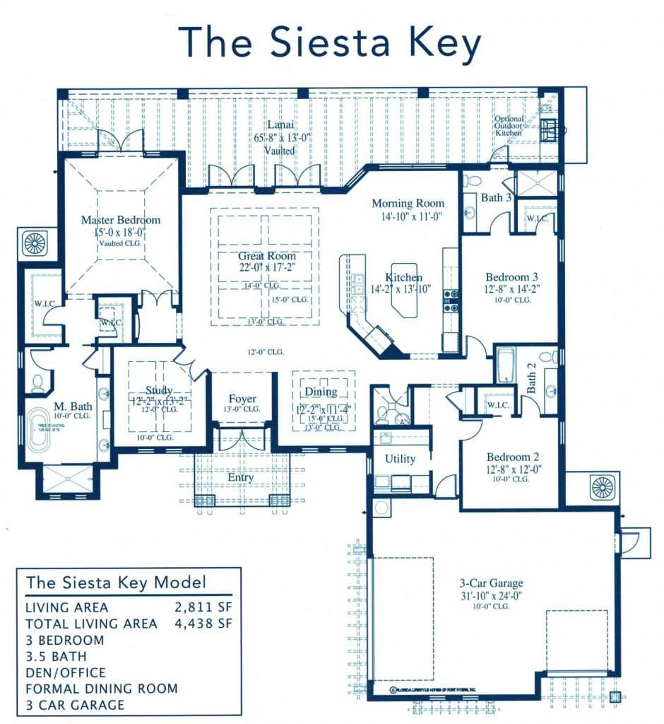 THE SIESTA KEY - 1