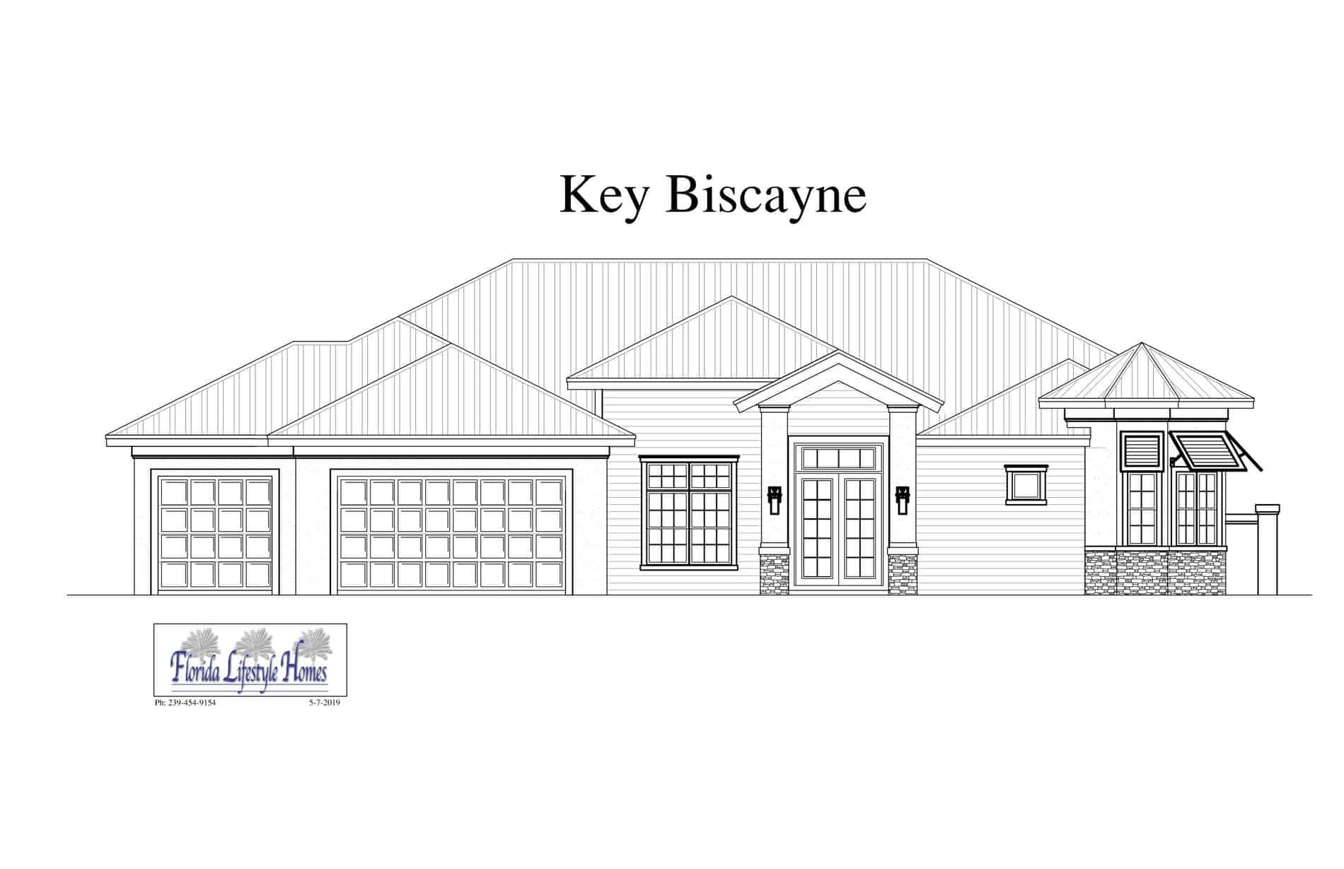 key biscayne Model