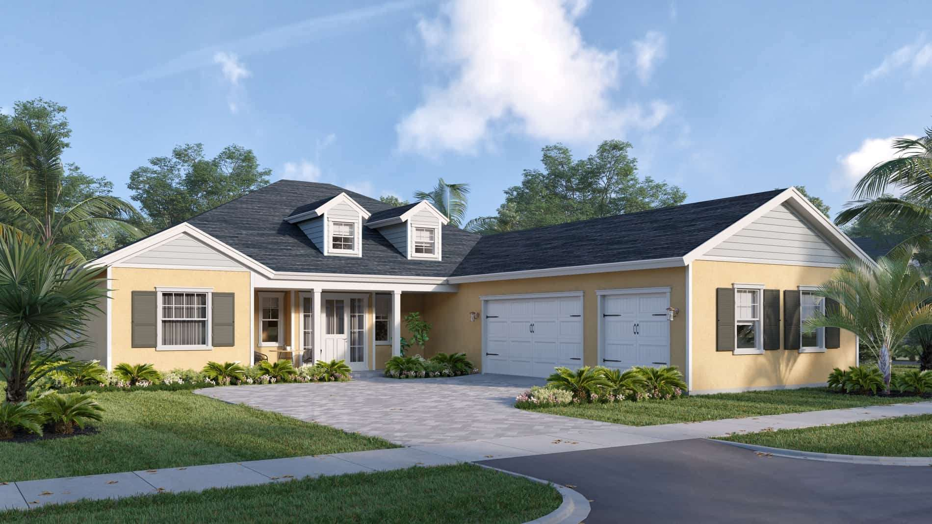 Florida Lifestyle Homes Introduces New Design At Babcock Ranch Florida Lifestyle Homes