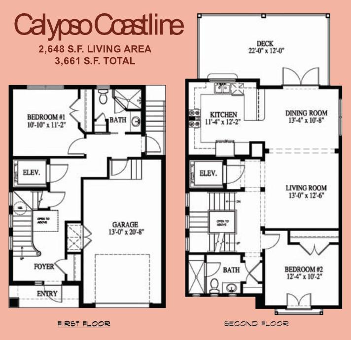 The Calypso Coastline - 1