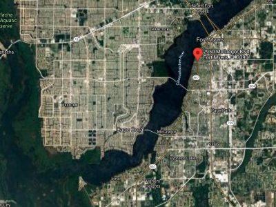 2950 McGregor Blvd Map