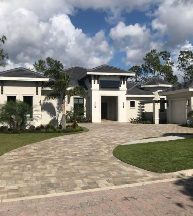 Custom Home in Naples Florida
